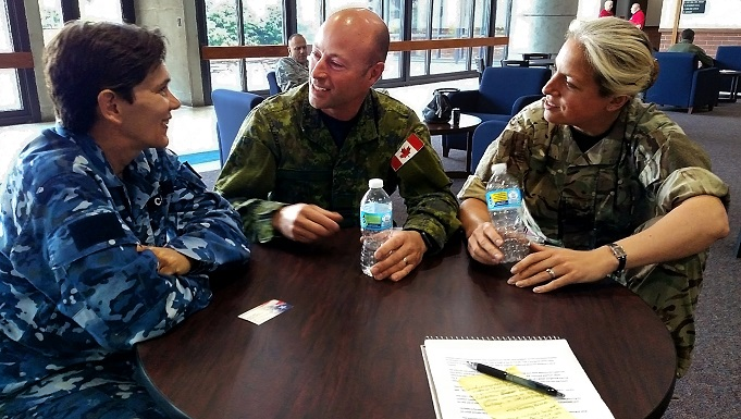 Experts convene for wargame
