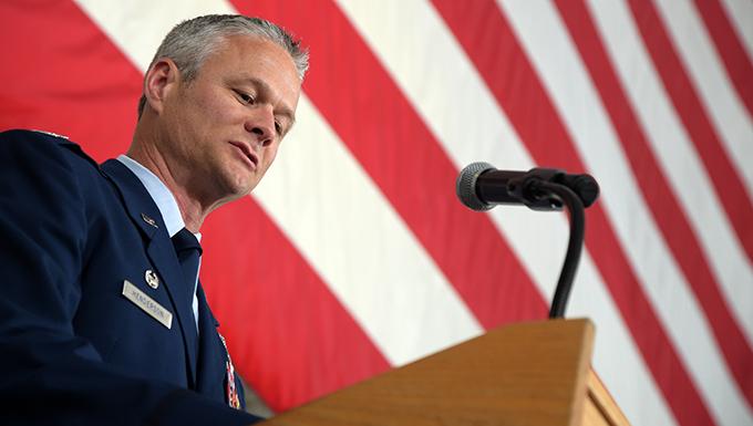 CRW welcomes new commander