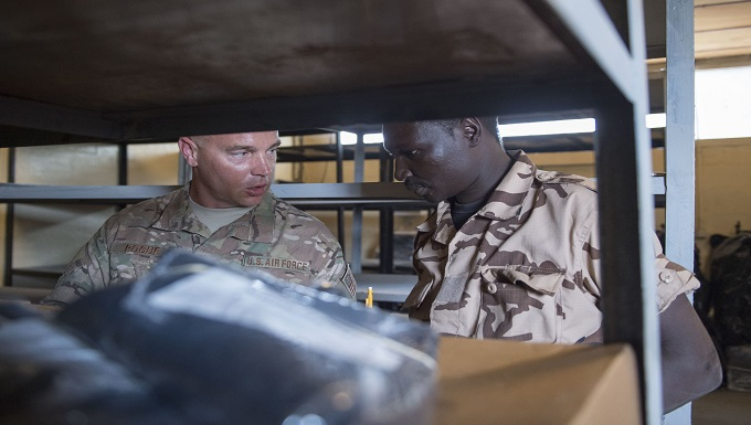 818 MSAS boosts Chad ISR capabilities