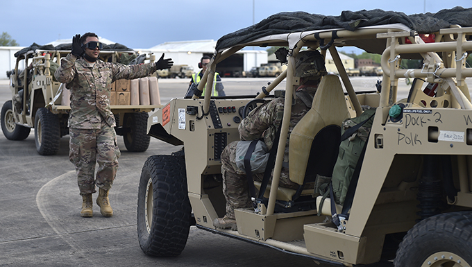 621st CRW Airmen enable Rapid Global Mobility during JRTC exercise