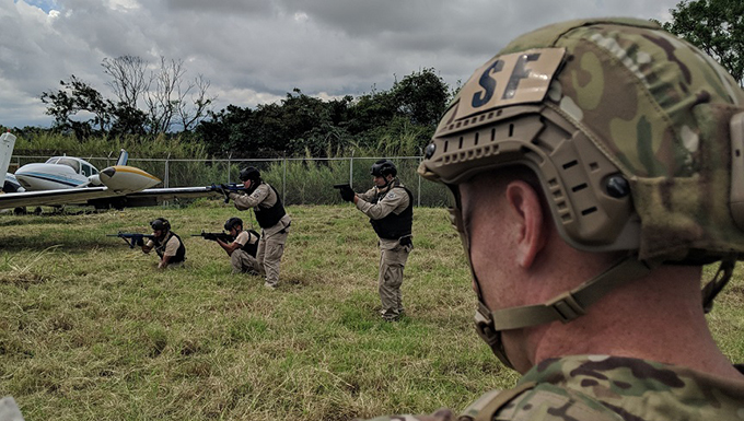 Air Advisors conduct first-ever BPC mission in Costa Rica