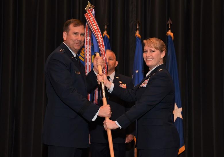 JBMDL welcomes new EOS commander