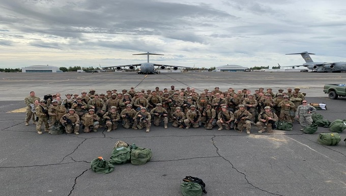 Devil Raiders build full-spectrum readiness during Exercise Mobility Guardian