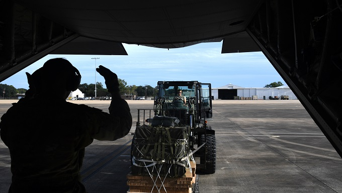 CRW Airmen enhance mobility readiness during exercise Green Flag